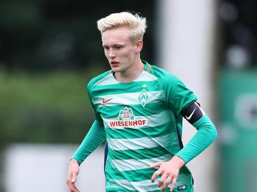 Julian Rieckmann spielt für die U19 von Werder Bremen