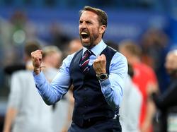 England-Coach Southgate war zufrieden