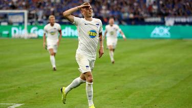 Ondrej Duda hat in der laufenden Saison in den ersten vier Spielen bereits vier Tore für Hertha BSC erzielt