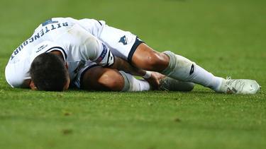 Leonardo Bittencourt zog sich gegen Frankfurt eine Muskelverletzung zu