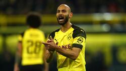 Ömer Toprak ist für das Spiel des BVB bei RB Leipzig fraglich
