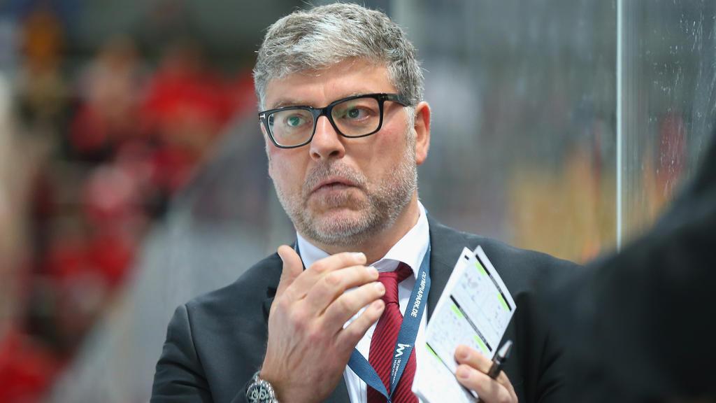 Pat Cortina übernimmt die Grizzlys Wolfsburg