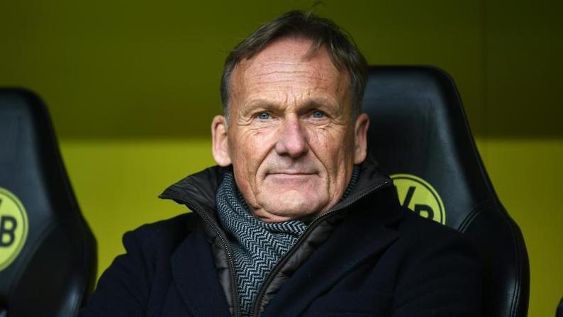 Schaut dem Bundesliga-Finale zuversichtlich entgegen: BVB-Boss Hans-Joachim Watzke