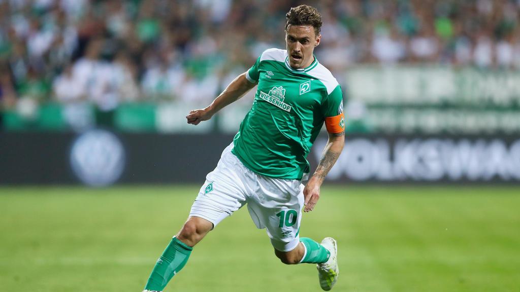 Max Kruse hat seinen Vertrag bei Werder Bremen immer noch nicht verlängert