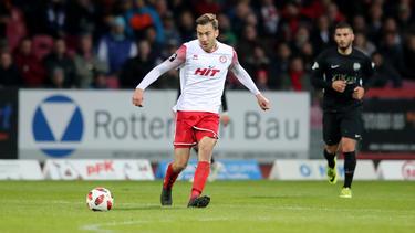 Michael Eberwein wechselt von Fortuna Köln zu Holstein Kiel
