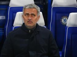 Was für Erinnerungen bei José Mourinho an seiner ehemaligen Wirkungsstätte wohl hochkommen werden?
