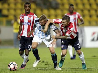 Atlético Tucumán suma su primer punto esta temporada. (Foto: Imago)