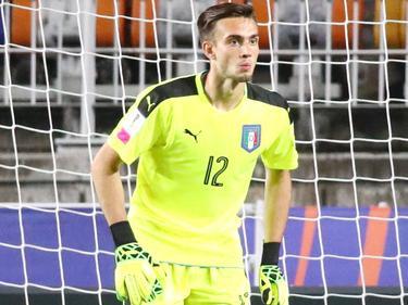 Andrea Zaccagno resultó más efectivo en la tanda de penaltis (Foto: Getty)