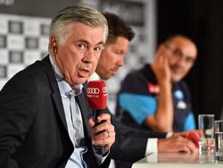 Ancelotti regresa a su país para seguir entrenando. (Foto: Getty)