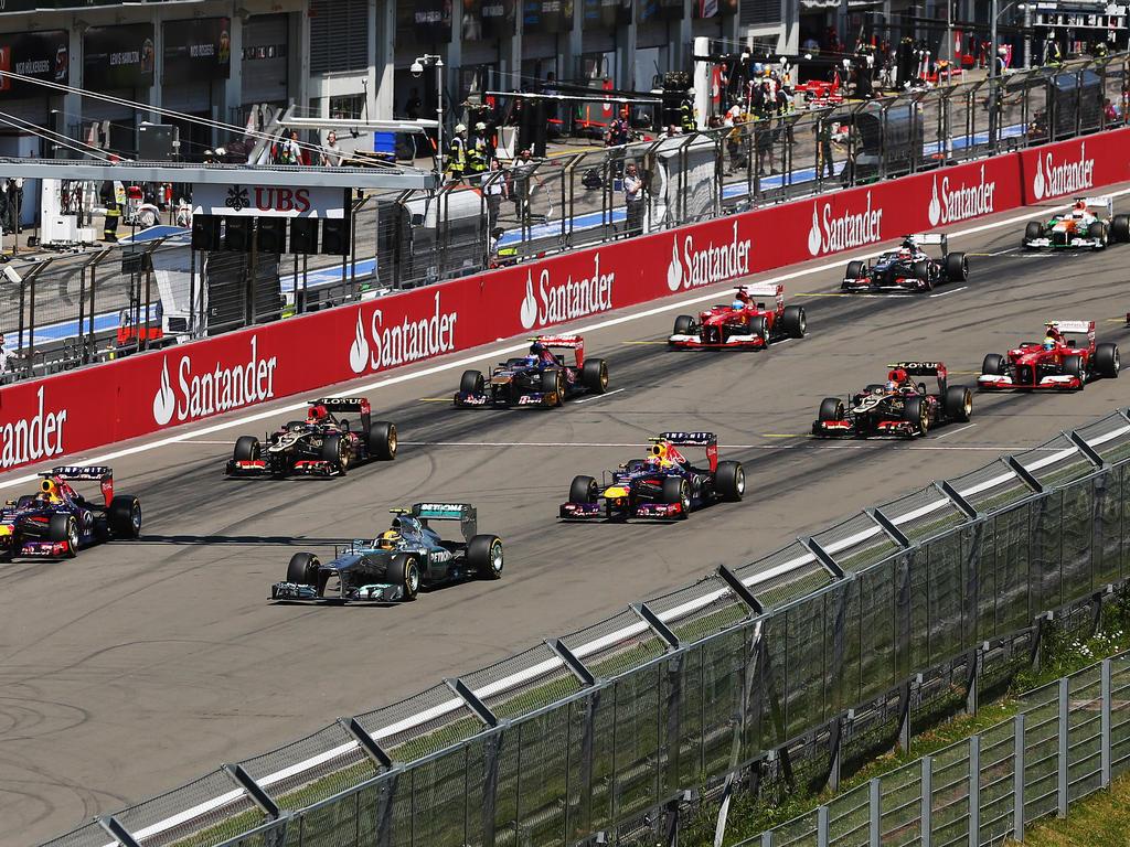 Die Formel 1 kehrt womöglich bald an den Nürburgring zurück