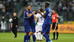 Schalke und Gladbach trennten sich mit einem torlosen Remis