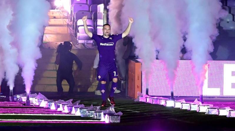 Franck Ribéry will in der Serie A für Furore sorgen