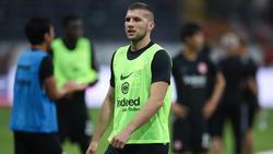 Ante Rebic wechselte von Eintracht Frankfurt zum AC Milan