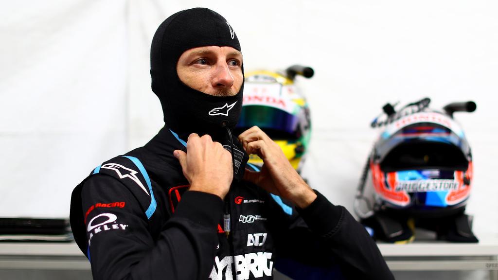 Jenson Button war not amused über die Fahrweise so mancher Kollegen