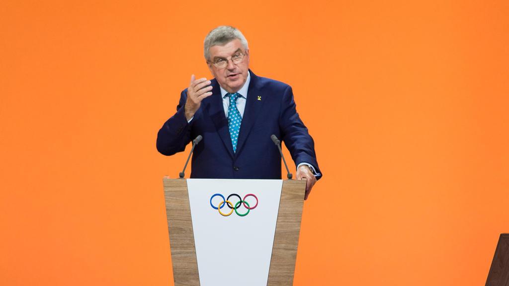 Thomas Bach vertraut der WADA