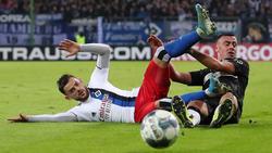 VfB Stuttgart gewinnt im DFB-Pokal beim HSV