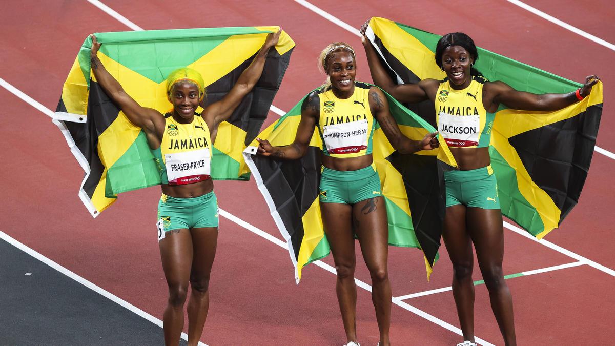 Jamaika jubelt gleich dreifach