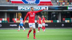 Wessam Abou Ali brach beim Spiel gegen Lyngby  zusammen