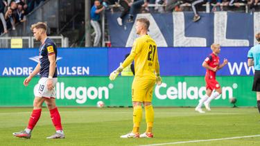 Kiel unterlag Hansa Rostock
