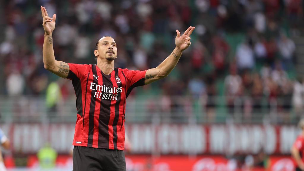 Zlatan Ibrahimovic hat seinen 40. Geburtstag gefeiert