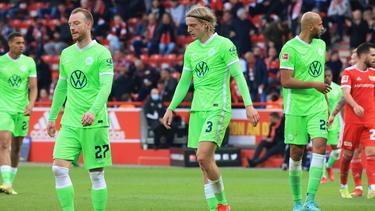 Der VfL Wolfsburg ging bei Union Berlin baden