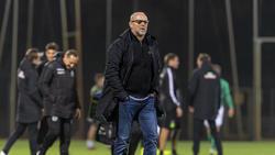 Thomas Schaaf ist Technischer Direktor beim SV Werder Bremen