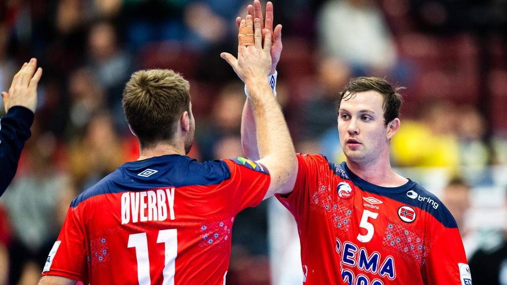 Handball Em Norwegen