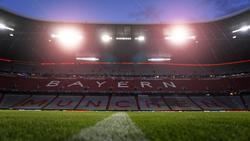 Dem FC Bayern drohen Geisterspiele in der Allianz Arena