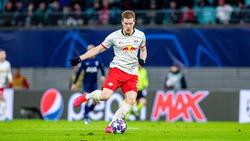 Marcel Halstenberg von RB Leipzig macht sich Gedanken über einen möglichen Saisonausgang