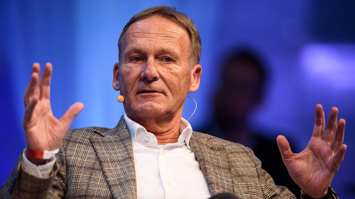 Hans-Joachim Watzke bleibt trotz Dynamo-Quarantäne gelassen
