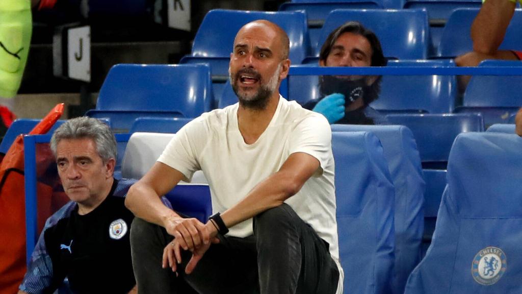 Trainierte bis 2016 den FC Bayern: Pep Guardiola