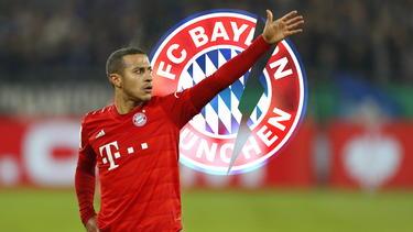 Thiago wird den FC Bayern diesen Sommer wohl verlassen