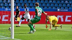Der VfL Bochum holte gegen die SpVgg Greuther Fürth nach Rückstand ein Remis