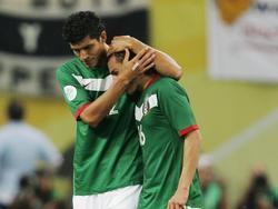 Mexiko kann sich trösten
