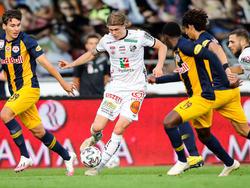Marcel Holzer wird sich auch in den kommenden zwei Saisonen mit Mannschaften wie Red Bull Salzburg m