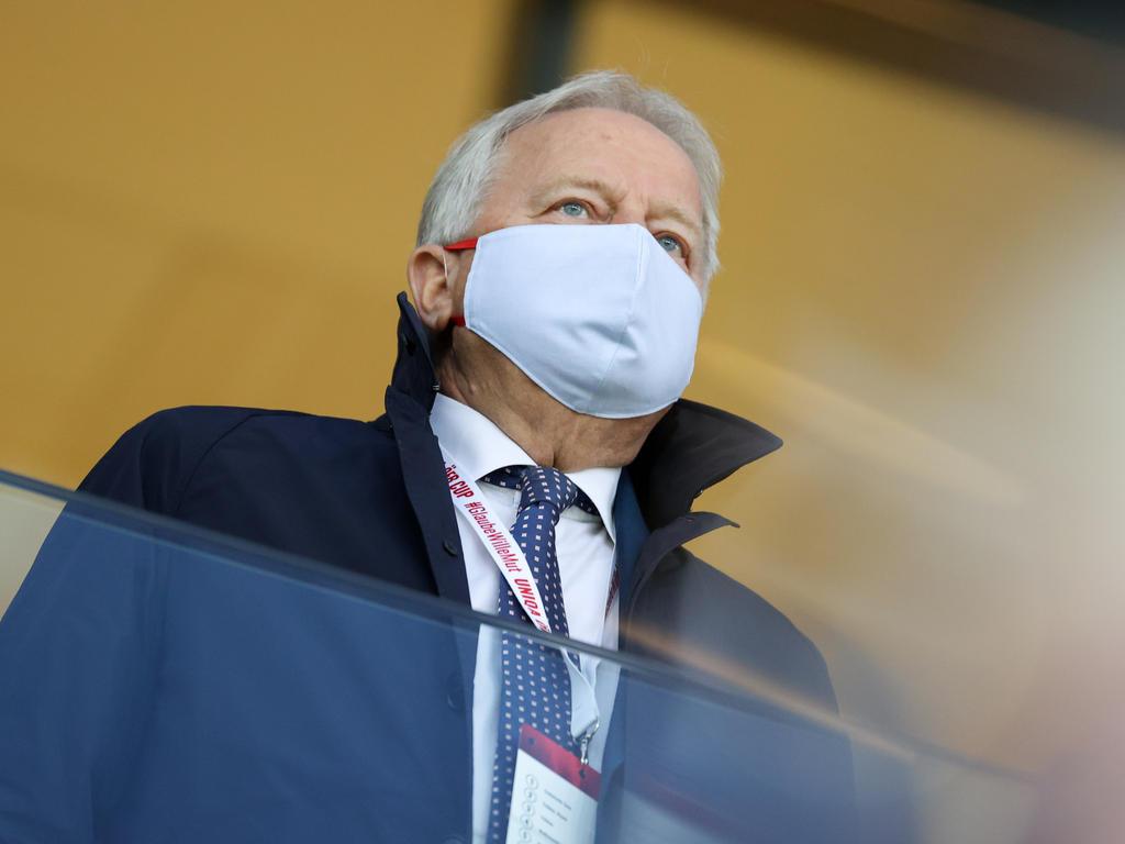 Leo Windtner will heimischen Fußball durch die Coronakrise manövrieren
