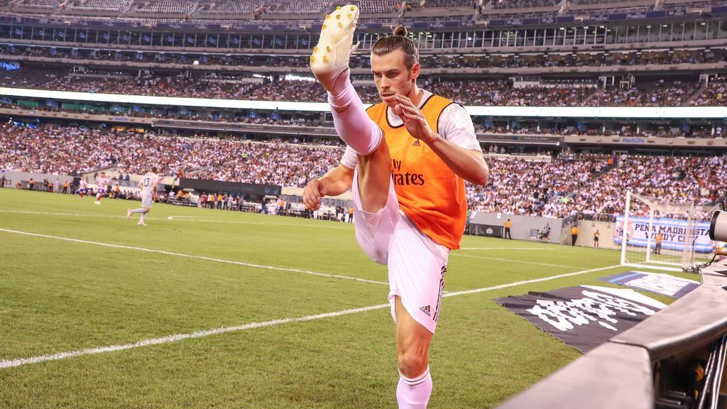 Gareth Bale hat das Kapitel Real Madrid abgeschlossen