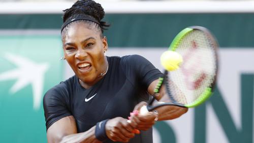 Tennis-Star Serena Williams hat noch einiges vo