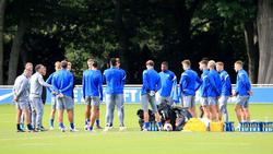 Blamiert sich Hertha BSC am Freitagabend im DFB-Pokal?