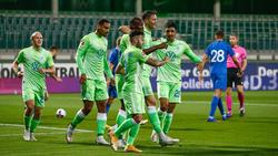 Josuha Guilavogui brachte den VfL Wolfsburg früh auf Kurs