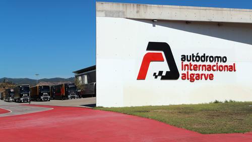 Die Formel 1 gastiert erstmals auf dem Autódromo Internacional do Algarve