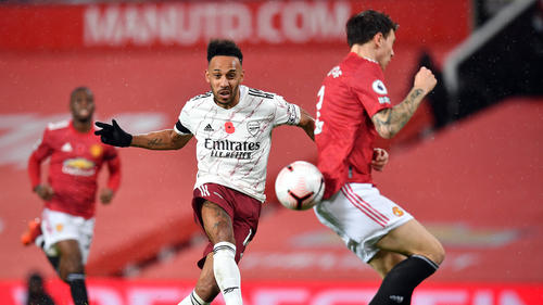 Ex-BVB-Angreifer Aubameyang erzielte das 1:0 für den FC Arsenal