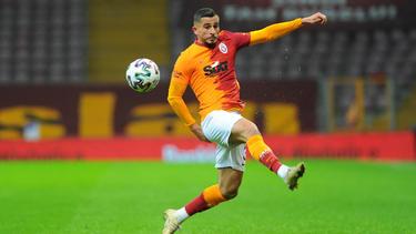 Omar Elabdellaoui spielt bei Galatasaray