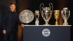 Bayerns Erfolgsgarant Joshua Kimmich ist wieder fit