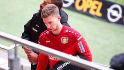 Mitchell Weiser wird Leverkusen länger fehlen