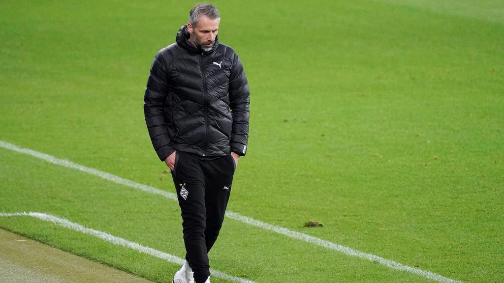 Marco Rose verlässt Gladbach im Sommer und wechselt zum BVB