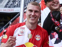 Rasmus Kristensen hält Red Bull Salzburg weiter die Treue