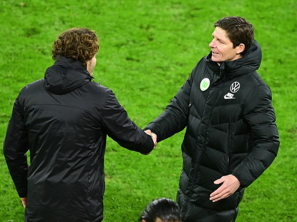 Edin Terzić und Oliver Glasner gelten beide als Kandidaten bei Eintracht Frankfurt
