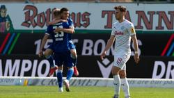 Holstein Kiel konnte den Bundesliga-Aufstieg noch nicht perfekt machen