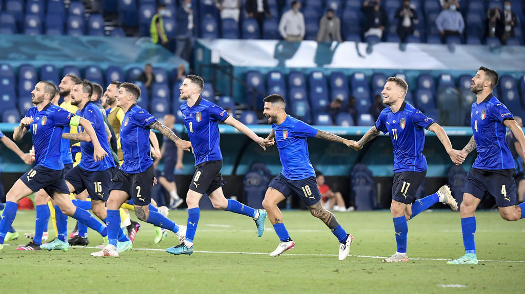Italien beeindruckte bislang bei dieser Europameisterschaft